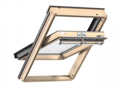 Velux Pine Centre Pivot Roof Window