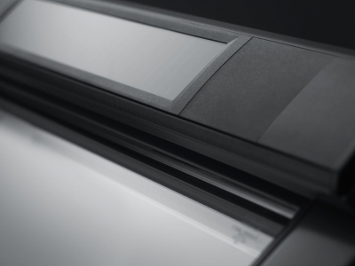 Velux Roof Window Solar Cell Close Up