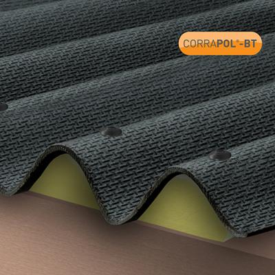Corrapol-BT Corrugated Bitumen Foam Eaves Filler