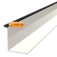 Alukap-SS Low Profile Cap 4.8m