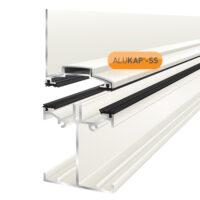 Alukap-SS Low Profile Wall Bar 3.0m