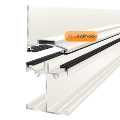 Alukap-SS Low Profile Wall Bar 6.0m