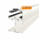 Alukap-SS Low Profile Gable Bar 4.8m