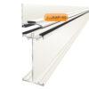 Alukap-SS High Span Wall Bar 4.8m
