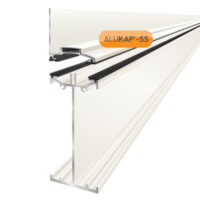 Alukap-SS High Span Wall Bar 6.0m