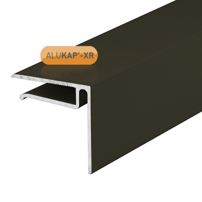 Alukap-XR 6.4mm End Stop Bar
