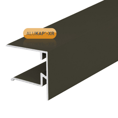 Alukap-XR 25mm End Stop Bar