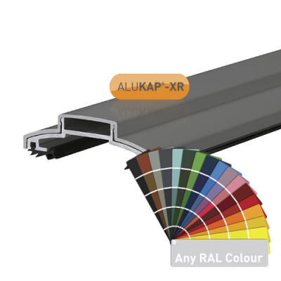 Alukap-XR 60mm Bar No RG Alu E/Cap