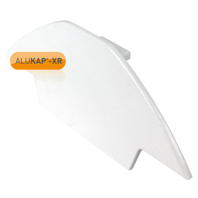Alukap-XR Ridge Gable End Plate