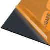 Axgard Black 3mm UV Prtc Polycarb