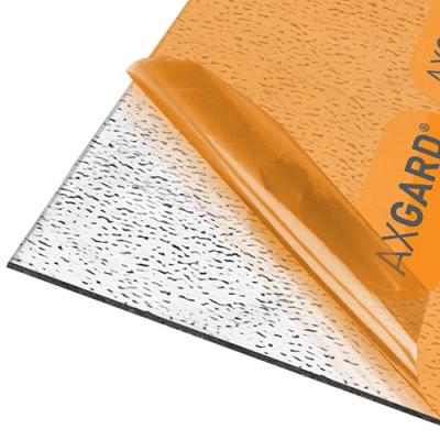Axgard Patternd 3mm Polycarb