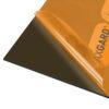 Axgard Bronze 4mm UV Prtc Polycarb