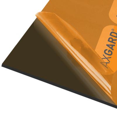 Axgard Bronze 5mm UV Prtc Polycarb