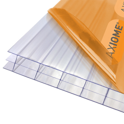 Axiome Clear 16mm Polycarbonate