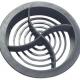 Easy Trim Circular Soffit Vent (50)