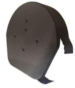 Easyverge Half Round Ridge Cap complete with Flapcap