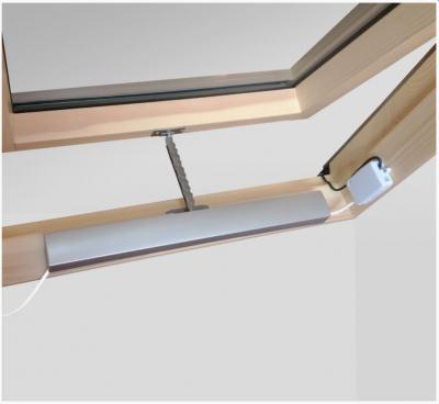 Electric Roof Window Opener with Remote Control & Rain Sensor (AMC)