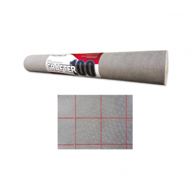 Easy-Trim 1m x 50m Grafter Breather Membrane 99g/sqm