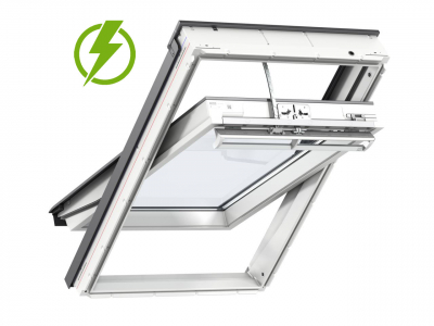 Velux Polyurethane Centre Pivot INTEGRA Electric Roof Window