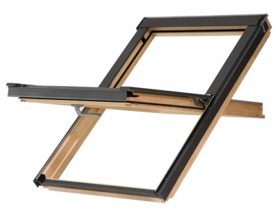 RoofLITE+ Pine Roof Window - SLIM VENT