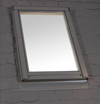 RoofLITE+ Roof Window in Slate Roof