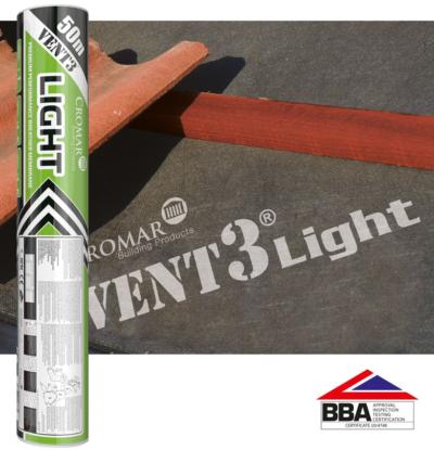 Cromar Vent 3 Light Breather Membrane