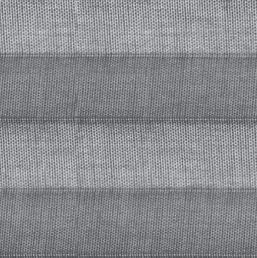 Velux Pleated Blind Dark Grey
