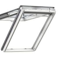 Velux White Painted Top Hung Roof Window