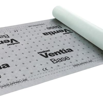 Ventia Base 1.5m x 50m Breather Membrane 95g/sqm