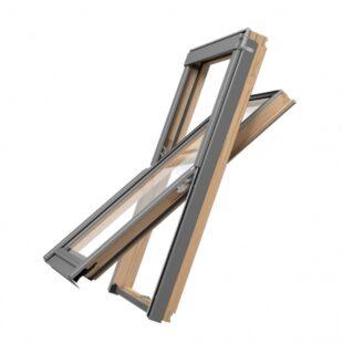 RoofLITE+ SLIM VENT Roof Window Bundle