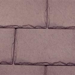 Britmet LiteSlate Synthetic Slate Tile - Pack of 22 - Amethyst