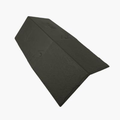 Britmet LiteSlate Synthetic Slate Tile Ridge Charcoal