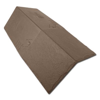 Britmet LiteSlate Synthetic Slate Tile Ridge Oak