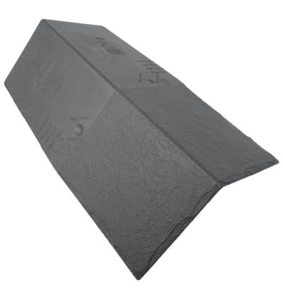 Britmet LiteSlate Synthetic Slate Tile Ridge Slate