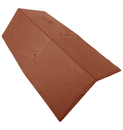 Britmet LiteSlate Synthetic Slate Tile Ridge - Sunset