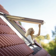 how to clean your velux top hung roof window 2