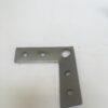 90 Degree Internal Stainless Steel Eaves Beam Cleat